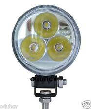 9W LED LAMPADA DA LAVORO FARETTO LAMPADINA per Fuoristrada Jeep Camion Barca ATV