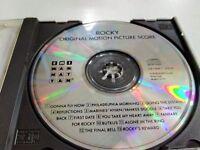 CD ROCKY ORIGINAL MOTION PICTURE SCORE