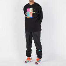 Nike X Atmos NRG Long sleeve T-Shirt CI3200-010 Men's Size XL $65
