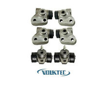 (Front & Rear Set) Brake Wheel Cylinders 64-70 VW Volkswagen Van Bus Transporter