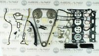CORSA D 1.2 16v Z12XEP TWINPORT HEAD GASKET SET BOLTS AND TIMING CHAIN KIT