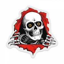 Powell Peralta Ripper Die-Cut Skateboard Sticker 3in