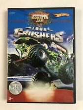 Monster Jam Tour Crushers 2005 World Finals DVD - El Toro Loco VS Blue Thunder