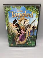 Tangled (DVD, 2011) Disney