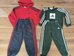 boys 3-4 years sportwear bundle Adidas