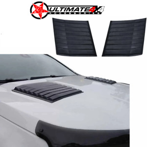 Front Hood Vent Cover suits FORD RANGER PX2 & PX3 2015+
