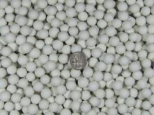 Ceramic Rock Tumbling Media 1 Lb. 10 mm Polishing Sphere Non-Abrasive