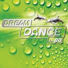 Dream DANCE vol.80 -- 3 CD NEUF & OVP 08.07.2016