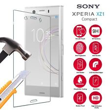 100% Original Película Protectora De Pantalla de Vidrio Templado para Sony Xperia XZ1 Compacto