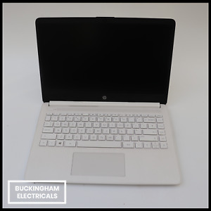"HP Stream 14s-fq0510sa 14"" Laptop - AMD 3020e - 64 GB eMMC - White"
