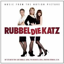 RUBBELDIEKATZ  CD SOUNDTRACK THE BOSSHOSS CARO EMERALD LMFAO REA GARVEY UVM NEU