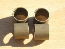 Bague coussinet  12,7 x 14,3 x 12,7 démarreur DUCELLIER type E , lot de 4 pièces