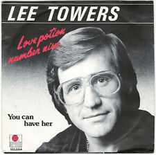 "Lee Towers - Love potion number nine (single 7"")"