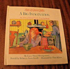 ANNE OF GREEN GABLES - A BIG IMAGINATION POP UP BOOK