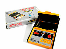 Nintendo Game & Watch Panorama Screen Snoopy SM-91 Boxed MIJ Great Condition F/S