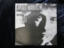Barry Manilow - Ships - Original British 45 Vinyl Record (1979)
