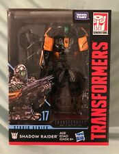 New Transformers Studio Series #17 Shadow Raider Figure. In Hand