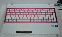 OEM Samsung NP300V5A NP305V5A White Palmrest Touchpad US Keyboard BA75-03248A