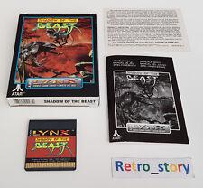 Atari Lynx - Shadow Of The Beast
