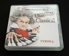 """""""TWISTED CLASSICAL"""" USB  - Tyros 4 software 1000+ Tyros 4 registrations USB ONLY"""