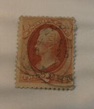 Scott 183 US Stamp 1879 2c Jackson Used