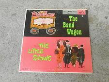 "EDIE ADAMS-CAROL BRUCE-HAROLD LANG-BAND WAGON/LITTLE SHOW-10""-RCA 3155-RARE!"