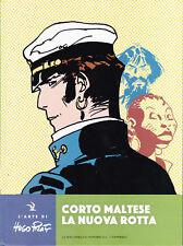 CORTOMALTESE: LA NUOVA ROTTA - L'arte di HUGO PRATT N° 30