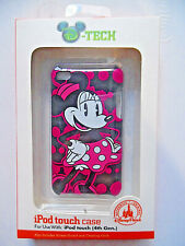 Disney Minnie Mouse D-TECH iPod touch case 4th Gen.