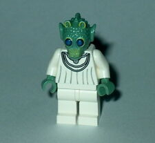 STAR WARS #43B Lego Rodian Female  -- WALD'S MOTHER -- NEW Custom-Greedo,Wald