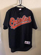 Roberto Alomar Baltimore Orioles Vtg 90s Majestic Diamond Mlb Baseball Jersey L