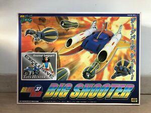 CMS - BIG SHOOTER- Brave 37 - JEEG ROBOT - no pilota hiroshi - no moto hiroshi