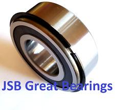 (6) 499502H-2RS-NR Go Kart 499502H-2RS seal bearing Snap Ring bearings 99502H NR