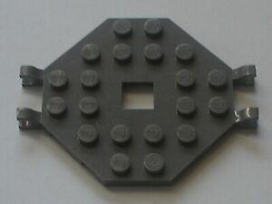 LEGO OldDkGray Boat Mast Platform Ref 2539 / set 1888 6285 10040 6274 6289 6286