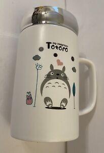 450 ML Ceramic cartoon Totoro large capacity coffee mug tea cup with hand grip