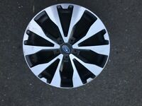 15-17 Subaru Legacy Outback Wagon 18x7 alloy Wheel Rim OEM E