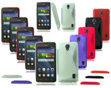 Fundas y carcasas Para Huawei Y635 de silicona/goma para teléfonos móviles y PDAs Huawei