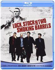 LOCK STOCK & TWO SMOKING BARRELS (Jason Statham -  Blu Ray - Sealed Region free