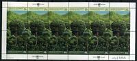 UNO New York ZD-Bogen MiNr. 547-48 postfrisch MNH Naturschutz (GF14876