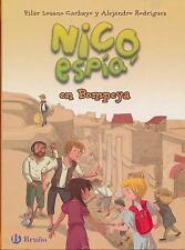 Nico, EspÍa en Pompeya by Pilar Lozano Carbayo (2015, Paperback)