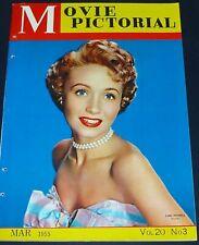1955 Japan MOVIE MAGAZINE Jane POWELL Ava GARDNER Marilyn MONROE Judy GARLAND