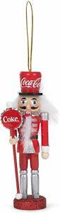 Kurt Adler Coca-Cola Nutcracker Ornament