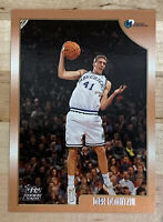 Dirk Nowitzki Rookie Card - 1998-99 Topps #154 Base Card RC Dallas Mavericks 🔥