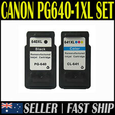 Set for 2 PG641XL PG640XL Compatible Ink for PIXMA MG2160 2260 3160 MX526 MX476
