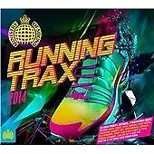 Various Artists - Ministry Of Sound  - Running Trax 2014 (3 CD Set) Exc cond