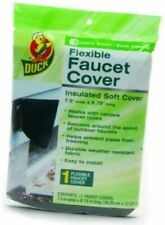 Duck Brand 280462 Insulated Soft Flexible Faucet Cover for Freeze Prevention