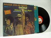 THE JOHNNY OTIS SHOW, MIGHTY MOUTH EVANS, SHUGGIE OTIS cold shot LP EX-, KST 534