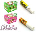 Candy Whistles & Candy Lipsticks Party Bag Fillers Favours Sweets choose Amount