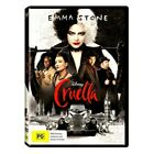 Best Comedies - Cruella [DVD] [2021] NEW*** Comedy, Crime*** FREE SHIPPING!!! Review