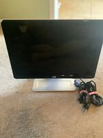 HP W1907 19-inch Computer Widescreen Flat Panel LCD Monitor