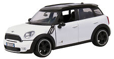 New Motormax - Mini Cooper S Countryman Light White Die-Cast Model 1:24 - 73353